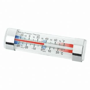 Judge Stainless Steel Fridge Freezer Thermometer - TC162